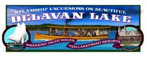 Steamships Delavan Lake